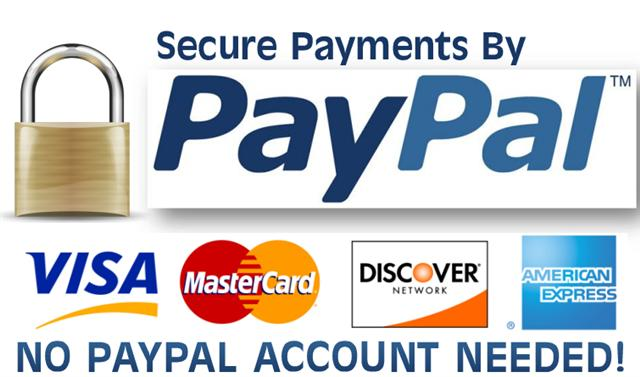 Your payment is secure