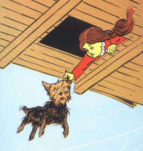 toto in wizard of oz