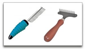 comb-and-rake