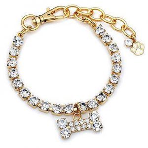 Buddy-G-Sparkling-Austrian-Crystal-Gold-plated-Pet-Jewelry-Collar-L12453630