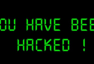 you've been hacked
